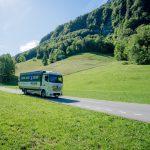 gyűjtőfuvarozás Svájcban