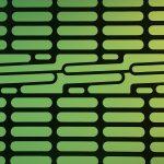 cloud VPS, zöld tech háttér